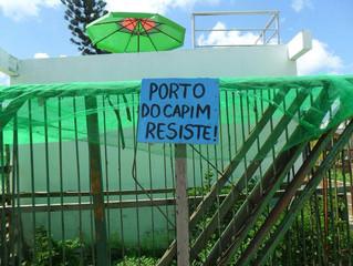 MPF notifica Iphan de irregularidades no projeto do Porto do Capim