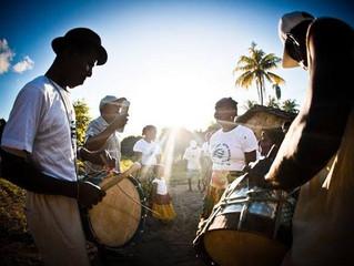 Lançamento do primeiro CD do Coco de Roda Novo Quilombo