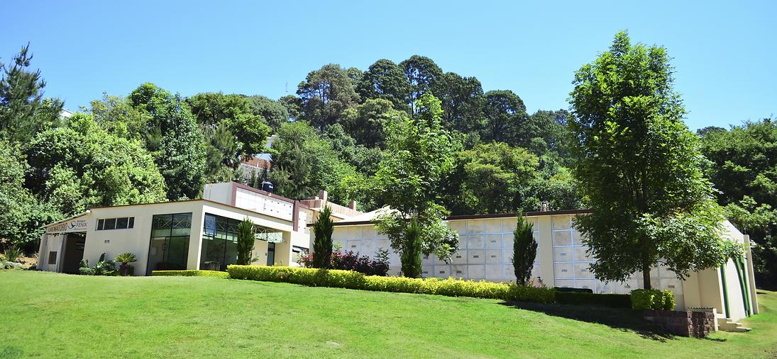Cementerio privado a perpetuidad y crematorio
