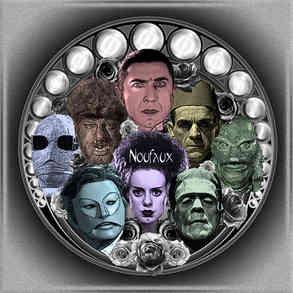 Universal Monsters Big Eight