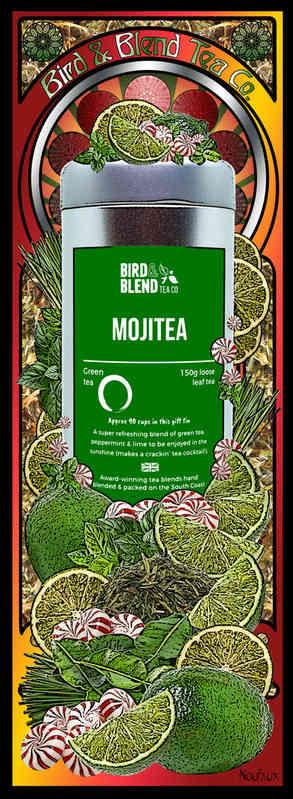 Bird & Blend Mojitea