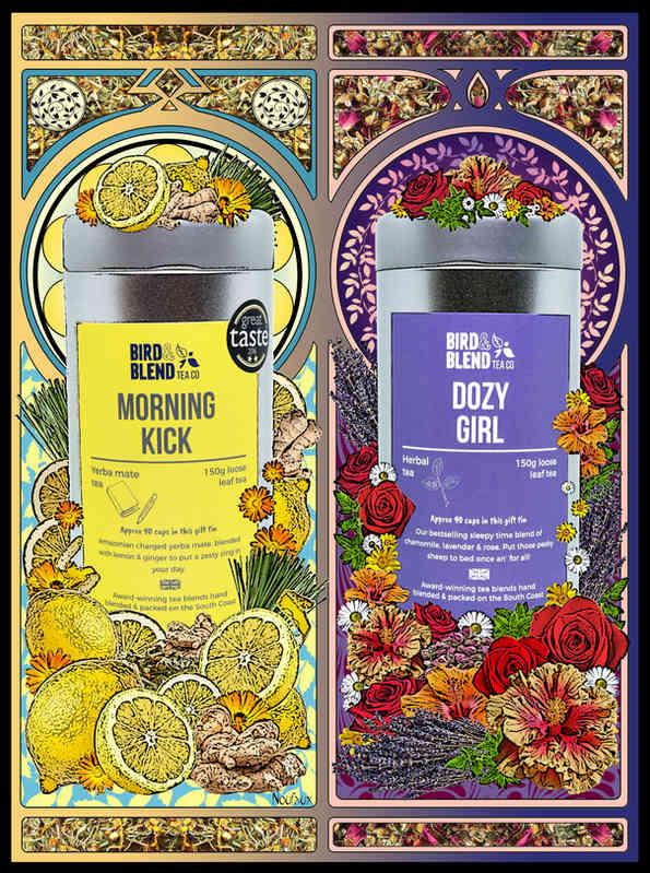 Tè Day & Night Bird & Blend