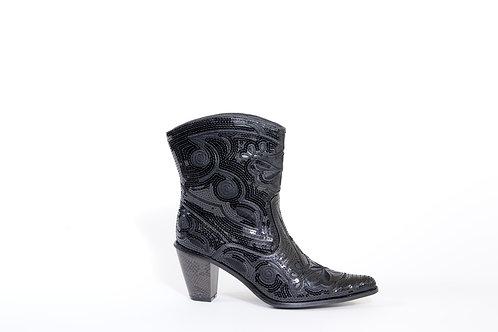 Cowboy Boots - Bl