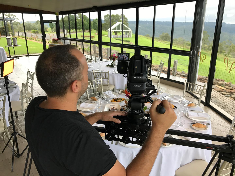 Preston Peak Wedding Videography