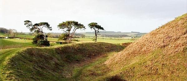Nether Stowey Castle near Damson Cottage, Nether Stowey, West Somerset