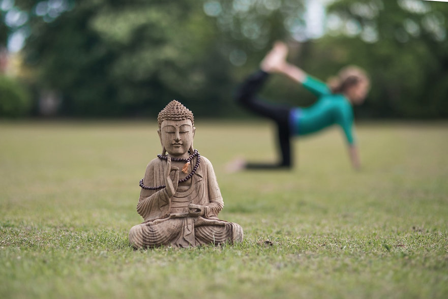 Roessa Marks Yoga Warnford Privett East Meon Petersfield