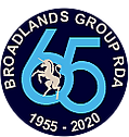 Broadlands RDA Medstead Anniversary logo
