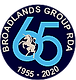 Broadlands RDA Medstead 65th Anniversary logo
