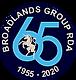 Broadlands RDA Medstead 65th Anniversary logo