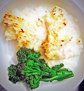 Jane Devonshire MasterChef Winner - Cheesy fish pie
