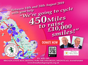 Driving Miss Daisy Cycle Challenge