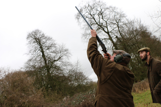 Simulated shooting events - Hampshire