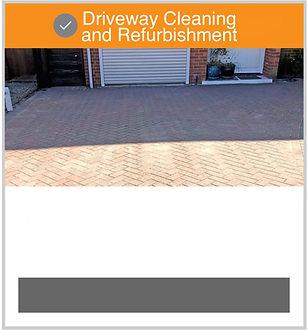 Property Worx Ltd, Driveway Cleaning and Refurbishment - Berkshire, Hampshire, Surrey, Oxfordshire, London