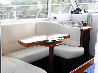 Luxury boat charters, Hermit Charters, Lymington