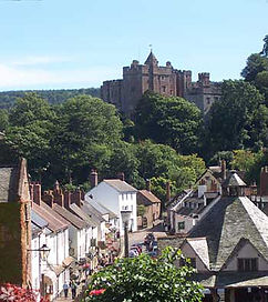 Holiday Cottage in Nether Stowey, Damson Cottage, Somerset