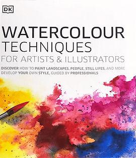Julia Cassels - Watercolour Techniques