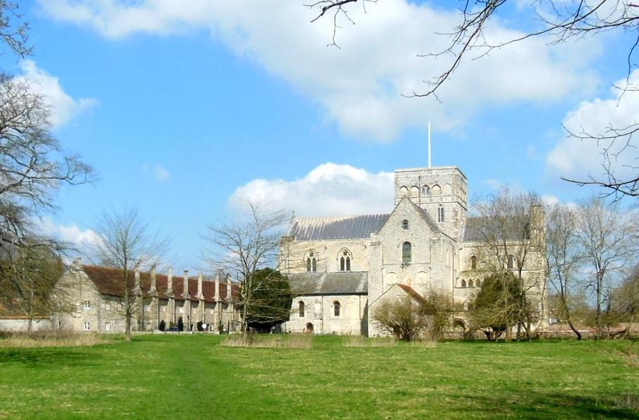 St Cross Almshouse