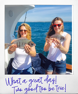 Luxury Fishing Charters, Lymington, Hermit Charters