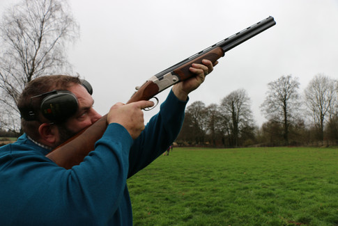 The best simulated game shoots Hampshire