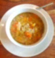 My Mum's Chicken Soup