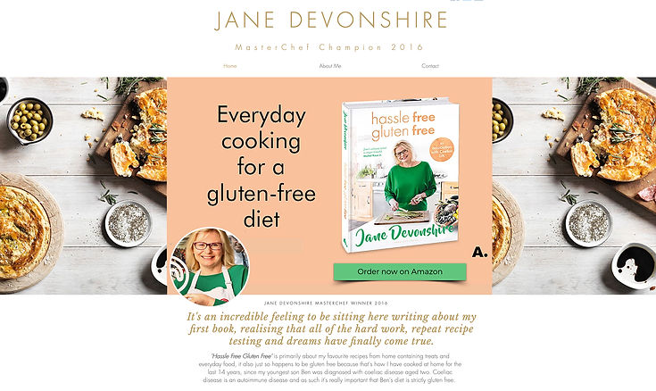 Jane Devonshire MasterChef - One2One Web