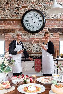 Grassi & Jones, Inspire the Cook in You, Hampshire