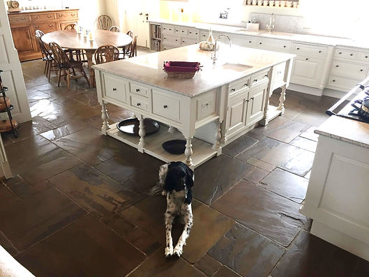 The Painted Cabinet - Beautiful, traditional and creative kitchen and furniture painting services - Devon, Dorset, Cornwall, Somerset