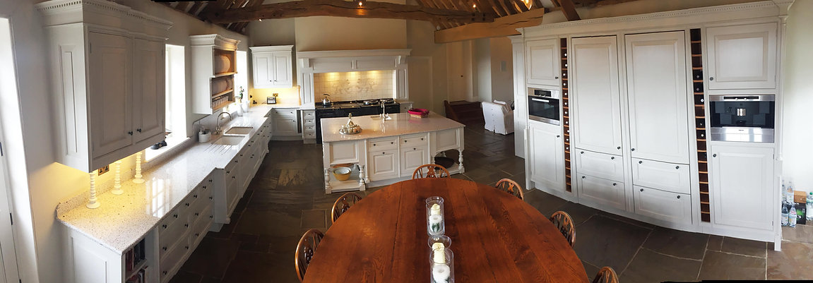 Beautiful, traditional and creative kitchen and furniture painting services - The Painted Cabinet - Devon, Cornwall, Dorset, Somerset
