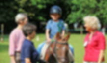 Equine Assisted Therapy, Broadlands Open Day July 2019
