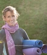 Roessa marks Yoga Petersfield, Warnford, Privett, East Meon