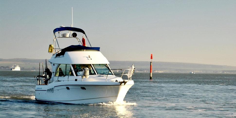 Bespoke Fishing Charters, Hermit Charters, Lymington