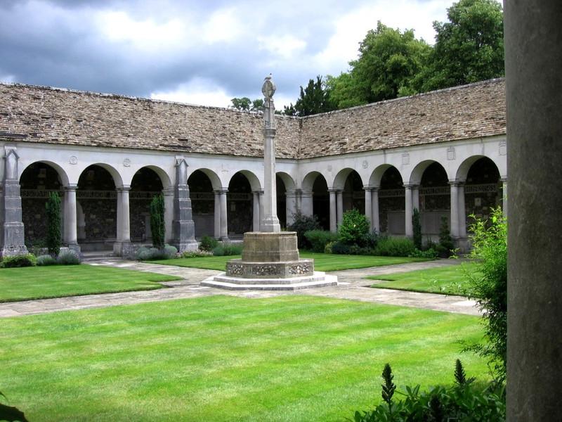 War Cloister (Winchester College)