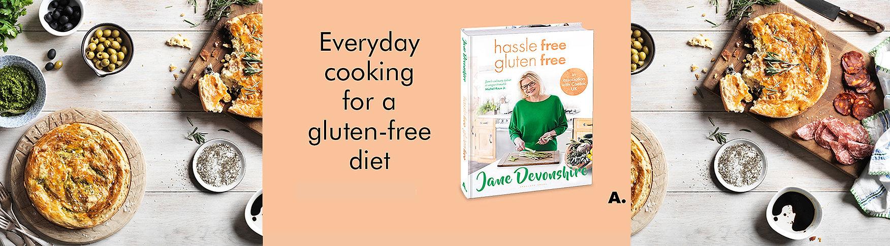 Jane Devonshire Hassle Free Gluten Free