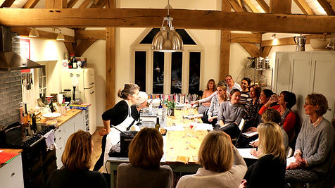 Grassi & Jones - Cookery Masterclasses, Hampshire