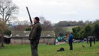 Bespoke simulated game shoots Hampshire