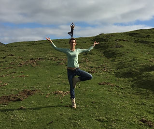 Petersfield Yoga, Privett, Warnford, Roessa Marks Yoga