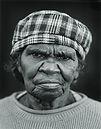 Jakayu Biljabu - Born 1936 north of Pitu. She has lived at Punmu since 1982.
