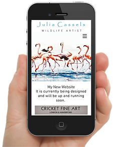 One2OneWebsiteDesign - Julia Cassels Wil