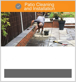 Patio Cleaning Services, Property Worx Ltd, Berkshire