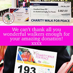 Charity Walk For Peace - Broadlands RDA,