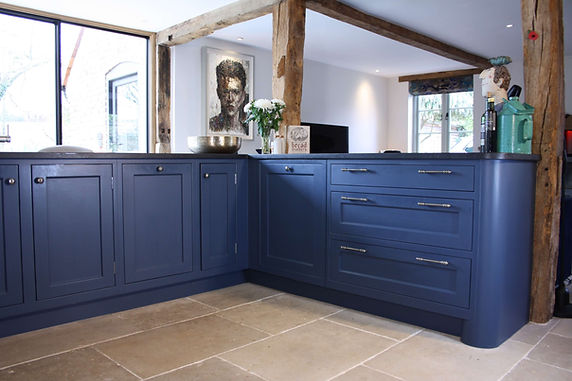 Hand painted kitchen services, The Painted Cabinet, Hampshire | Surrey | Sussex | Berkshire | Wiltshire | Dorset | London