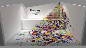 HENNESSEY SIGNATURE BAR DESIGN 2017