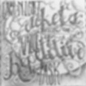 Christine Darragh Dark Oak Bindery Christina Seymour Poem Hand-lettering Grace