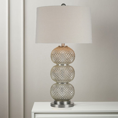 3 Sphere Decorative Table Lamp