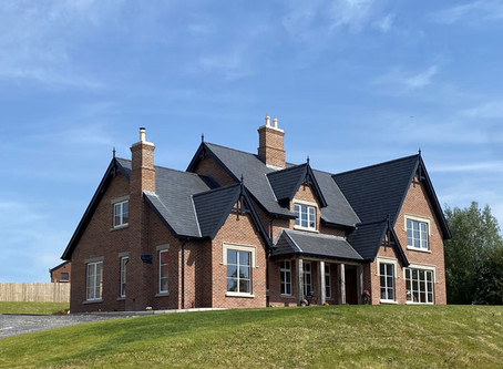Charming New Build Home in the Tyrone Countryside Revealed