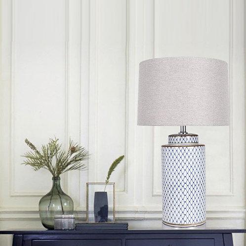 Classic Mesh Effect Table Lamp