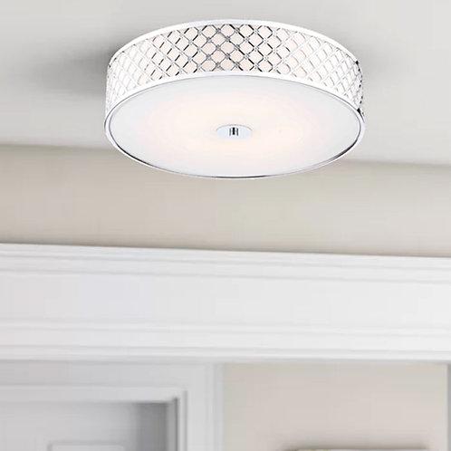 5-Light Polished Chrome Ceiling Light