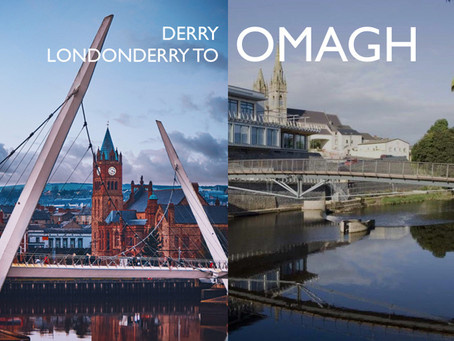 Derry-Londonderry Lighting and Interior Ideas available in neighbouring Omagh, County Tyrone