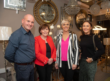 Castle Lighting - Barrett Electrical Light Up Omagh With Official Launch Night Celebrations!