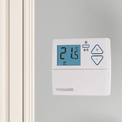 Digital Room Thermostat with Night Set-Back